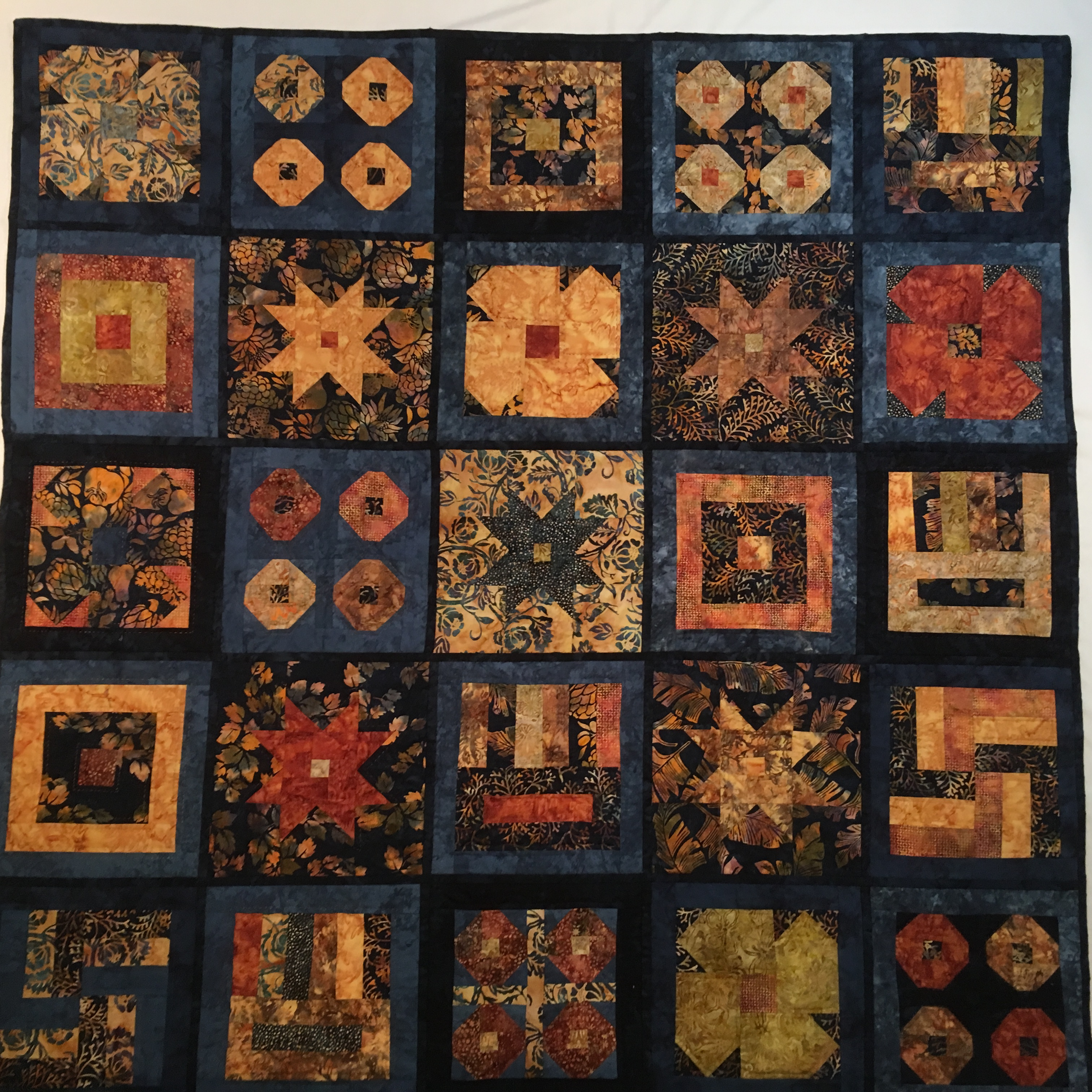 Draycott Quilters' Quilt Exhibition